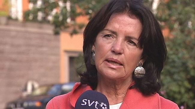 Anne Ramberg, generalsekreterare för advokatsamfundet