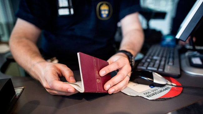 passkontroll