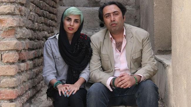 Fatemeh Ekhtesari och Mehdi Mousavi
