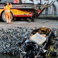 Fem unga bandmedlemmar omkom i broolyckan i Södertälje