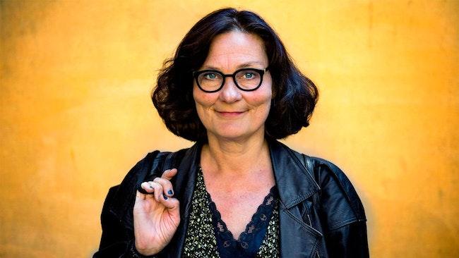 Litteraturvetaren Ebba Witt-Brattström.