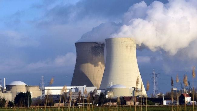 I en radie på 75 kilometer från kärnkraftverket Doel, där jihadisten arbetade, bor nio miljoner människor