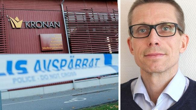 Per Jonsson, handläggare vid Brottsoffermyndigheten.