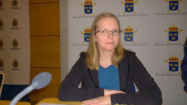 Åklagare Emma Berge