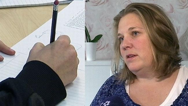 Mamman Linnéa som anmälts till socialtjänsten av skolan