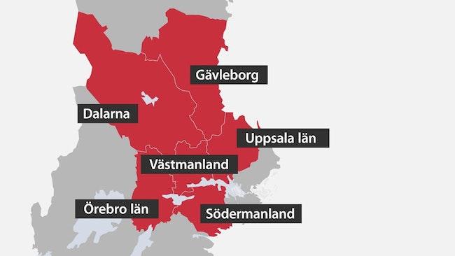 karta storregion
