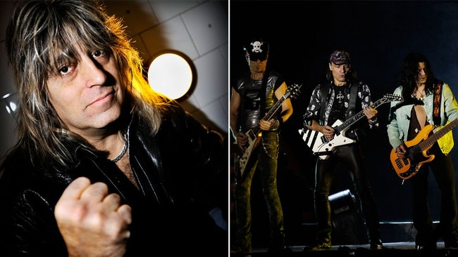 Mikkey Dee är officiellt medlem i Scorpions