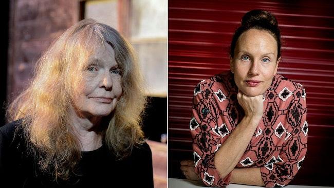 """Kristina Lugns poesi möter jazzvärlden på albumet """"Lugn & Ridel""""."""