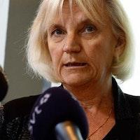 Telia Soneras styrelseordförande Marie Ehrling