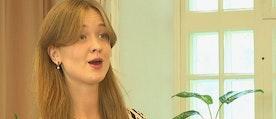 Ebba Lejoncloue, sångelev
