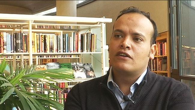 Amr Sheikh Dayeb startar bokcirkel med kontroversiell arabisk litteratur