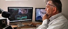 Martin Rosengren, gör film om Eu-migranter.