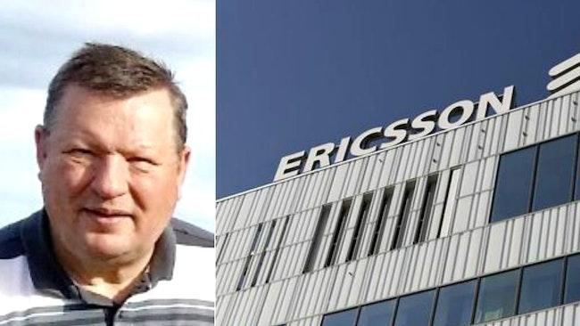 Kalevi Lehikoinen Ericsson