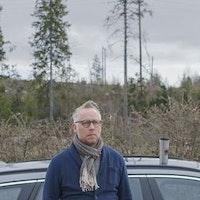 Journalisten och författaren PO Tidholm från Arbrå har i sin dokumentärserie skildrat hur Sveriges landsbygd förändras.