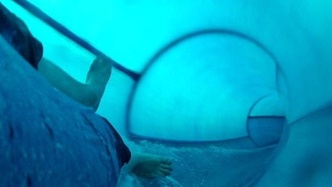 Vattenrutschkana