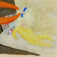 Vad drömde du om av Solja Krapu-Kaliio, illustrerad av Sara Gimbergsson