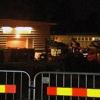Polisens nationella bombskydd sprängde föremålet vid Flatåsskolan.