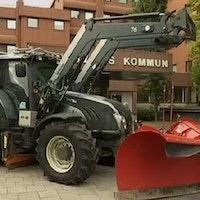 Traktens största traktor.