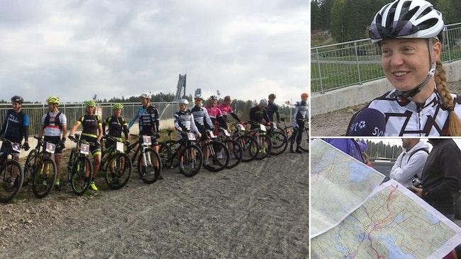 MTb-orientering, mountainbike, fredrik ericsson, alexandra engen