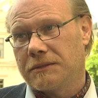 Kammaråklagaren Anders Månsson och Sverker Jönsson lektor i straffrätt vid Lunds universitet.