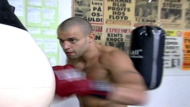 Giovanni Alvarez, boxare, Borlänge