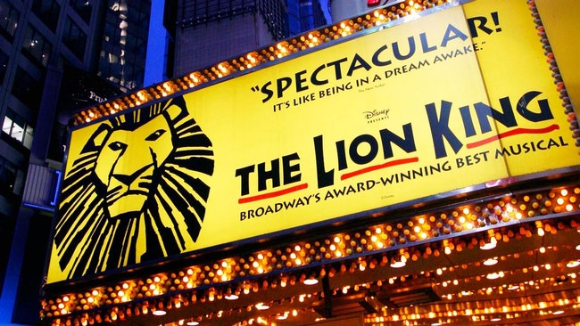 Lejonkungen, en framgångsrik tecknad film och musikal, blir spelfilm.