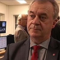 Landsbygdsminister Sven-Erik Bucht (S) menar att det är viktigt ur beredskapssynpunkt att det finns resurser som säkrar dricksvattenförsörjningen.