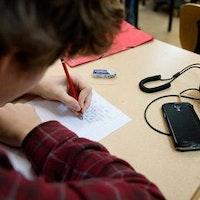 I år har gymnasieelevernas resultat sett bättre ut än i fjol.