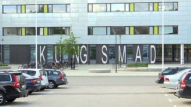 Kungsmadskolan i Växjö