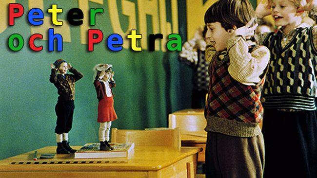 What Is Svt >> Peter och Petra   SVT.se