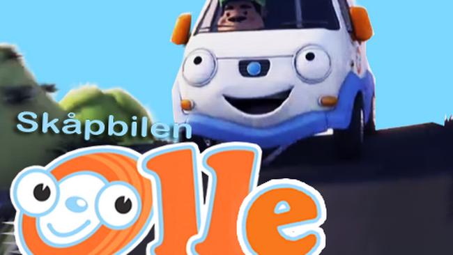 Skåpbilen Olle  SVT Play