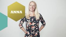 Anna jobbar som redaktör. anna.linner@svt.se