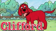 Clifford, den stora röda hunden