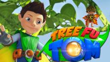 Träd Fu Tom