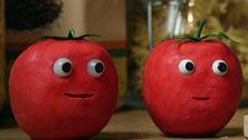 Kom ketchup så går vi