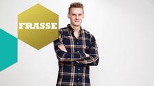 Frasse jobbar som reporter och programledare. kristoffer.fransson@svt.se