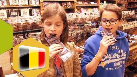 Choklad och två språk