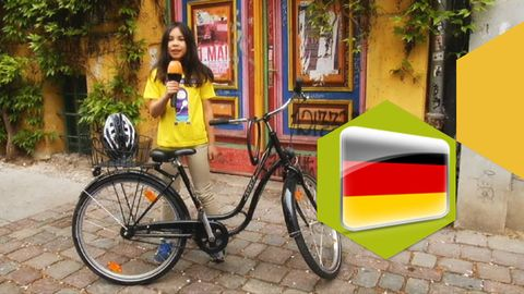 Vi besöker Tyskland