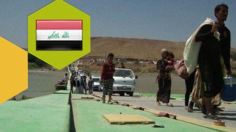 Fortsatt kris i Irak