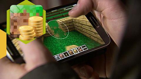 Minecraft säljs för miljarder