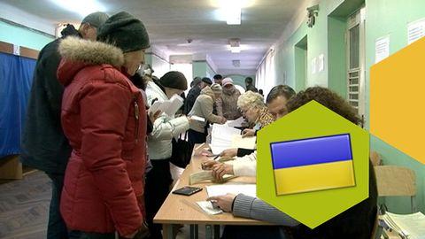 Val i Ukraina