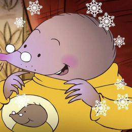 Mus och Mullvad i juletid
