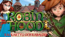 Robin Hoods rabalder och rackartyg