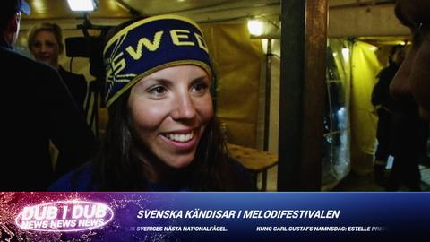 Svenska kändisar sjunger i REA:s dubidub
