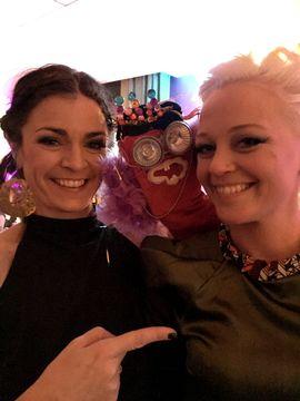 SaRaha, Ylva och Skvallerbyttan på Melodifestivalen i Norrköping 2016