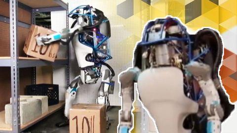 Här är roboten som ska hjälpa människor på jobbet
