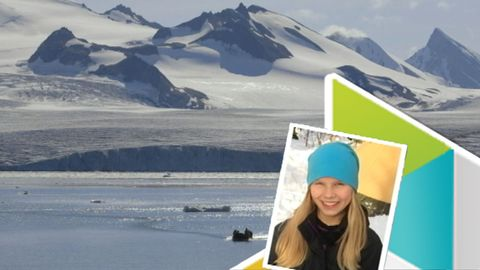 Er nyhet: Rekordvarmt på Arktis