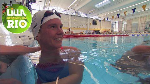 Maja Reichard minns bästa minnet från Paralympics.