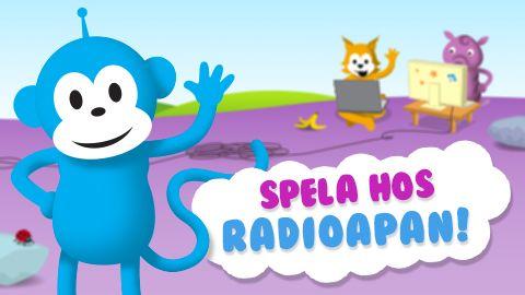 Spela med Radioapan (extern länk)