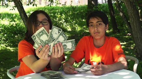 Så mycket pengar lägger föräldrar på barns sommarlov